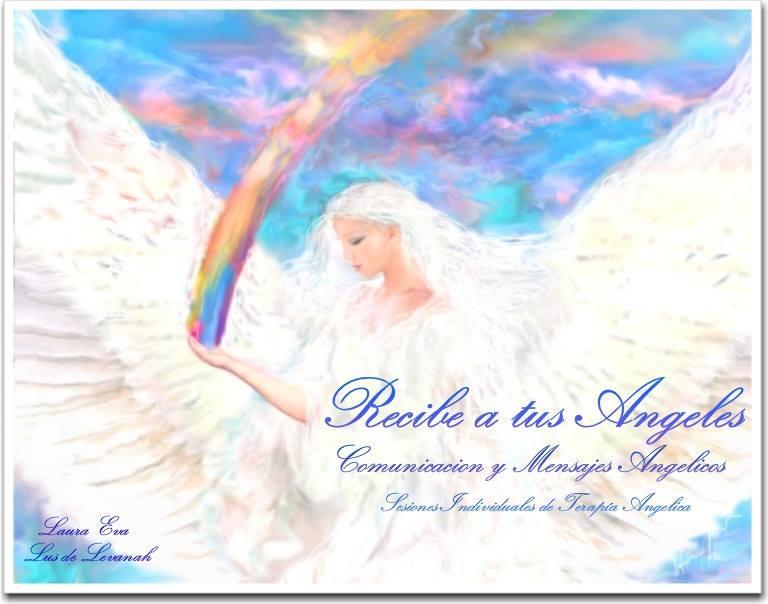 ♥ SESIONES DE TERAPIA ANGELICA ♥