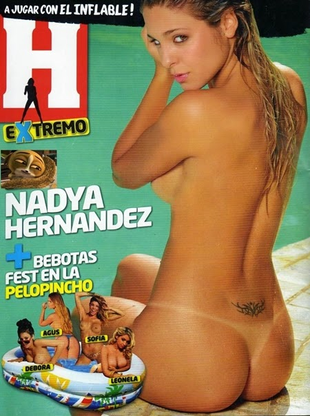 Nadya Hernandez - H Extremo Argentina