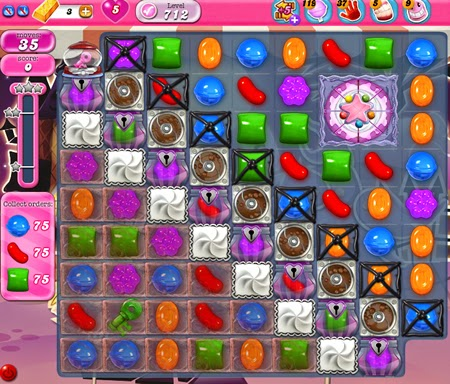 Candy Crush Saga 712
