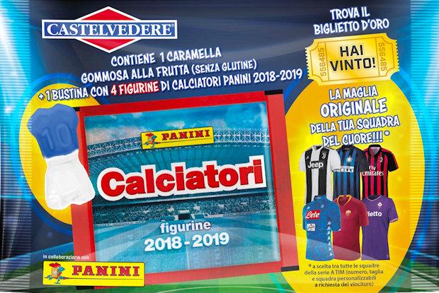FIGURINA CALCIATORI PANINI 2018 2019 18 19 N.254 WE ARE BACK INTER-TOTTENHAM 2-1