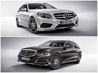 La Nouvelle Classe E de Mercedes-Benz