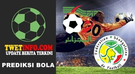 Prediksi Algeria vs Senegal