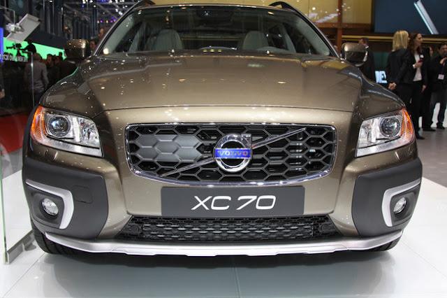новый 2013 Volvo XC70