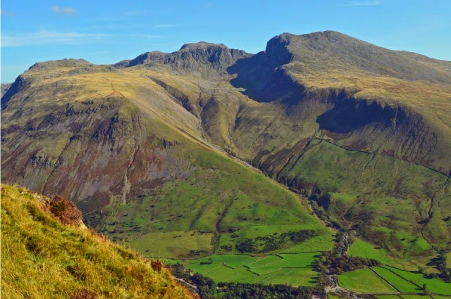 Alfies Studio Blog Post 63 - Mountains - Scafell