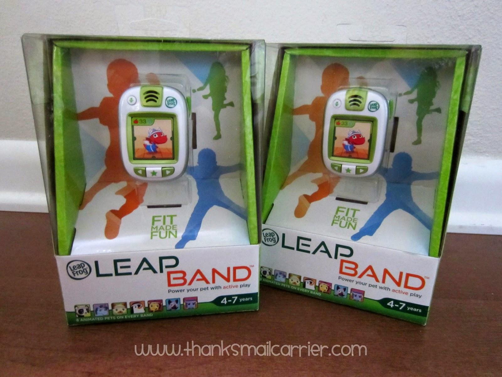 LeapFrog LeapBands