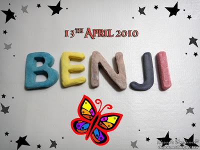 Benji April 13 2010