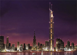 Nakheel Tallest Tower