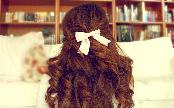 ねじって留めるだけ!次世代のモテ髪♡ハーフアップの簡単ヘアアレンジ