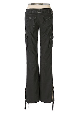 Anthropologie Stow Twill Pants
