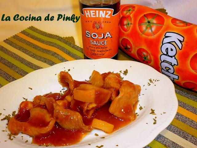 ESCALOPINES CON PIÑA Y SALSA AGRIDULCE  Escalopines+con+pi%C3%B1a+y+salsa+agridulce++%5B1600x1200%5D