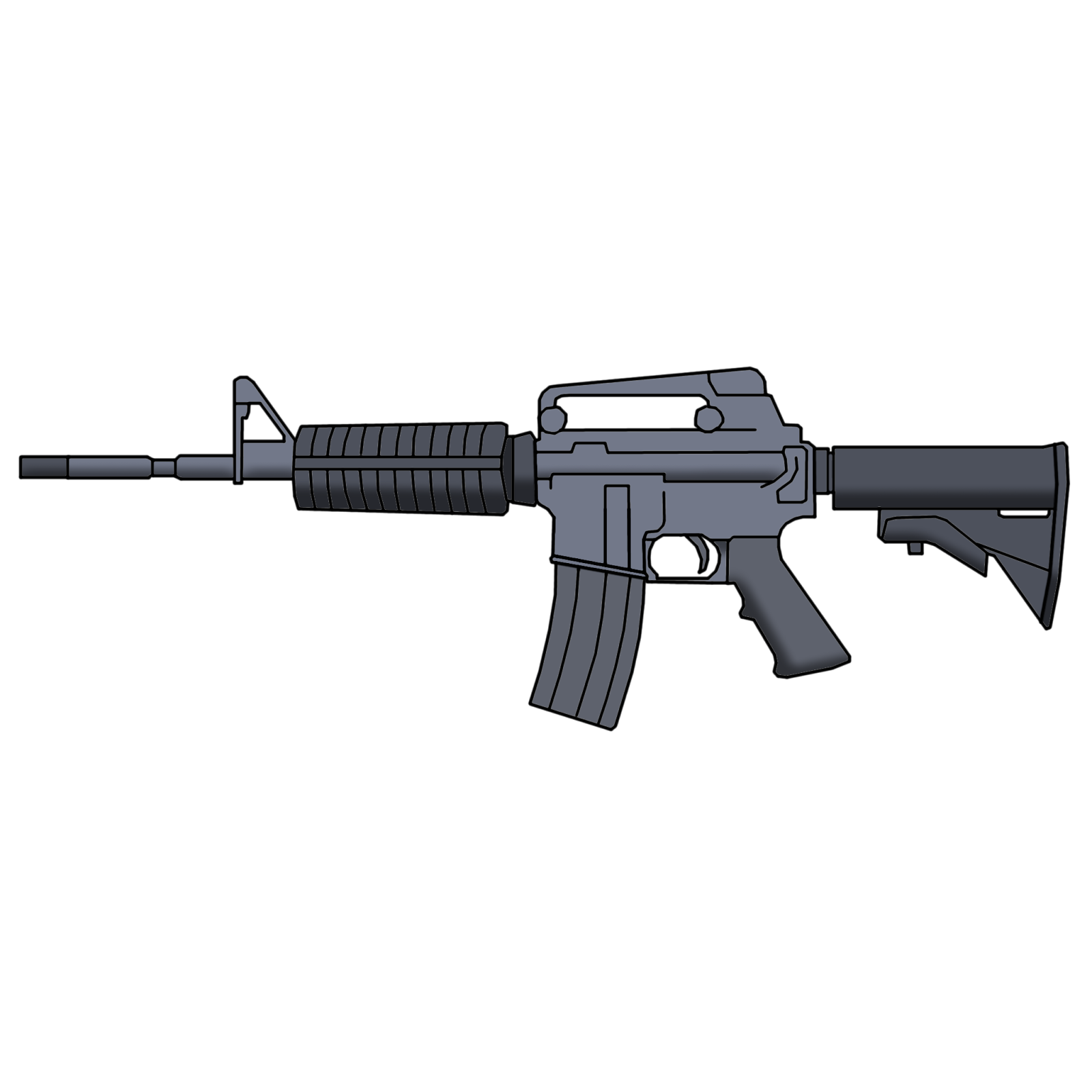 sop for m4 m4a1 Building a sopmod block 2 weapon read on context: sopmod stands for special operations peculiar modification the sopmod block 2 is a group of aftermarket weapon accessories issued to units in the us military that fall under the united states special operations command (socom.