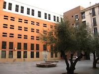 Plaza de las Cofradías, Centro Histórico de Málaga