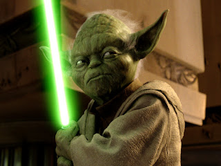 Master Yoda HD Desktop Wallpaper