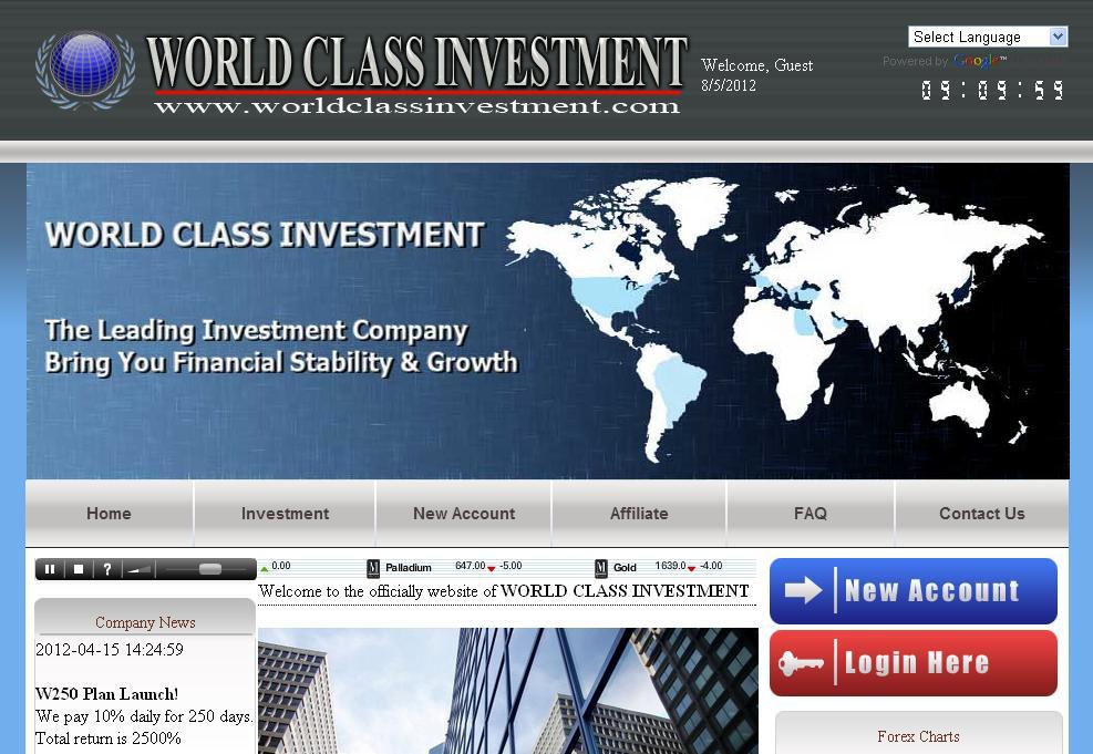 Hyip investment журнал
