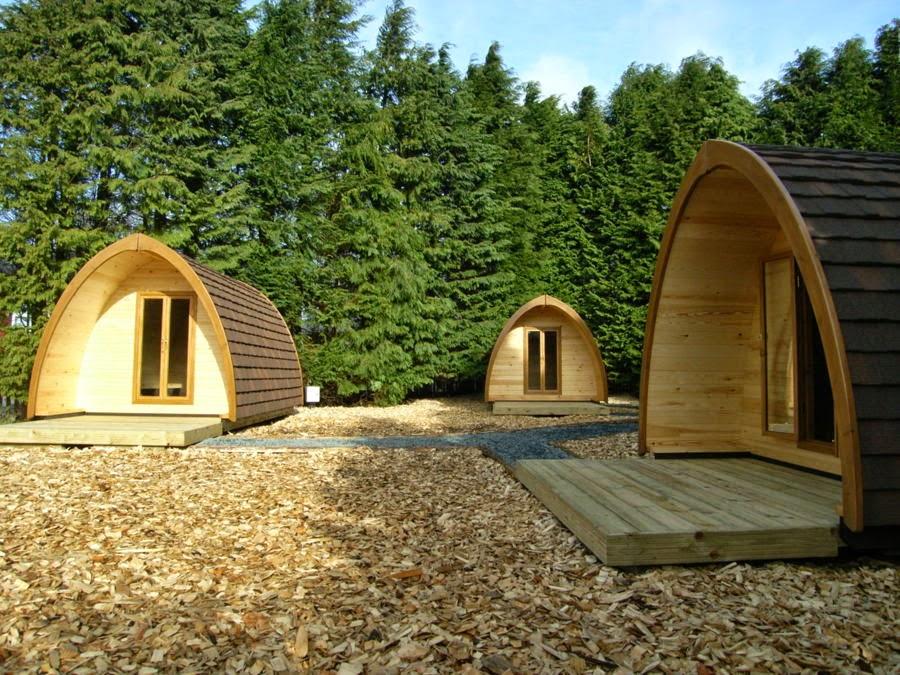 Case in legno for Mini case prefabbricate