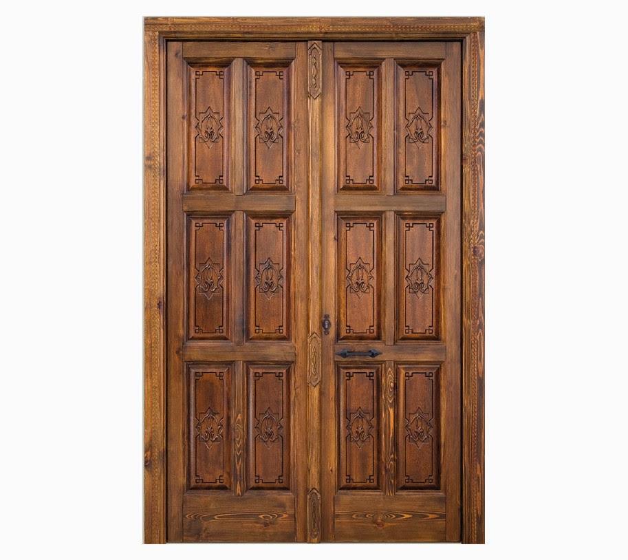 Puertas mordecay c puertas art sticas para viviendas - Puertas para viviendas ...