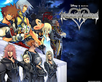 #5 Kingdom Heart Wallpaper