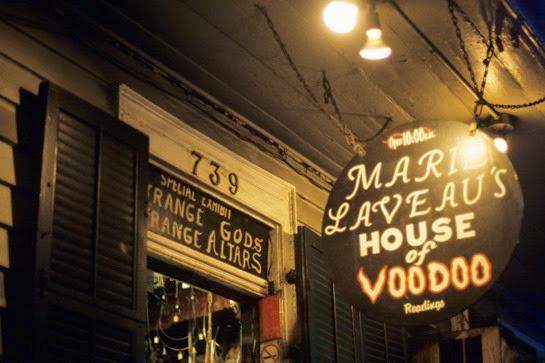 Historias de fantasmas: Marie Laveau