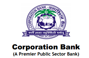 corporation bank clerk Final results