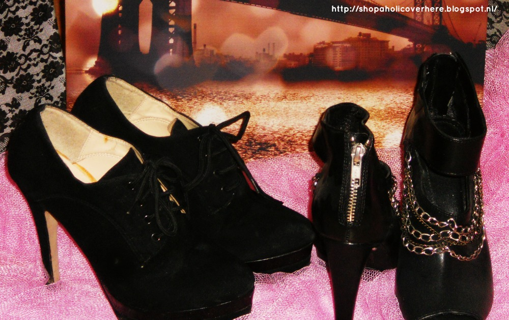 Confessions of this Shopaholic entire shoe collection
