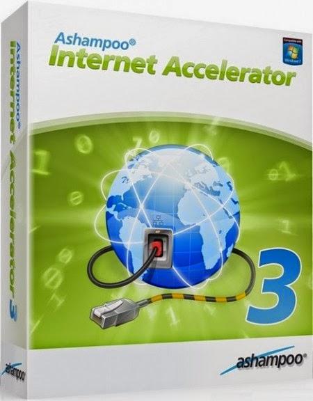 تحميل برنامج تسريع النت للكمبيوتر Ashampoo Internet Accelerator