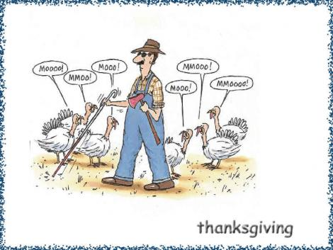 Animation Pictures Wallpapers Funny Thanksgiving Wallpapers