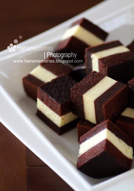 Hana S Family Kek Lapis Kukus Cream Cheese