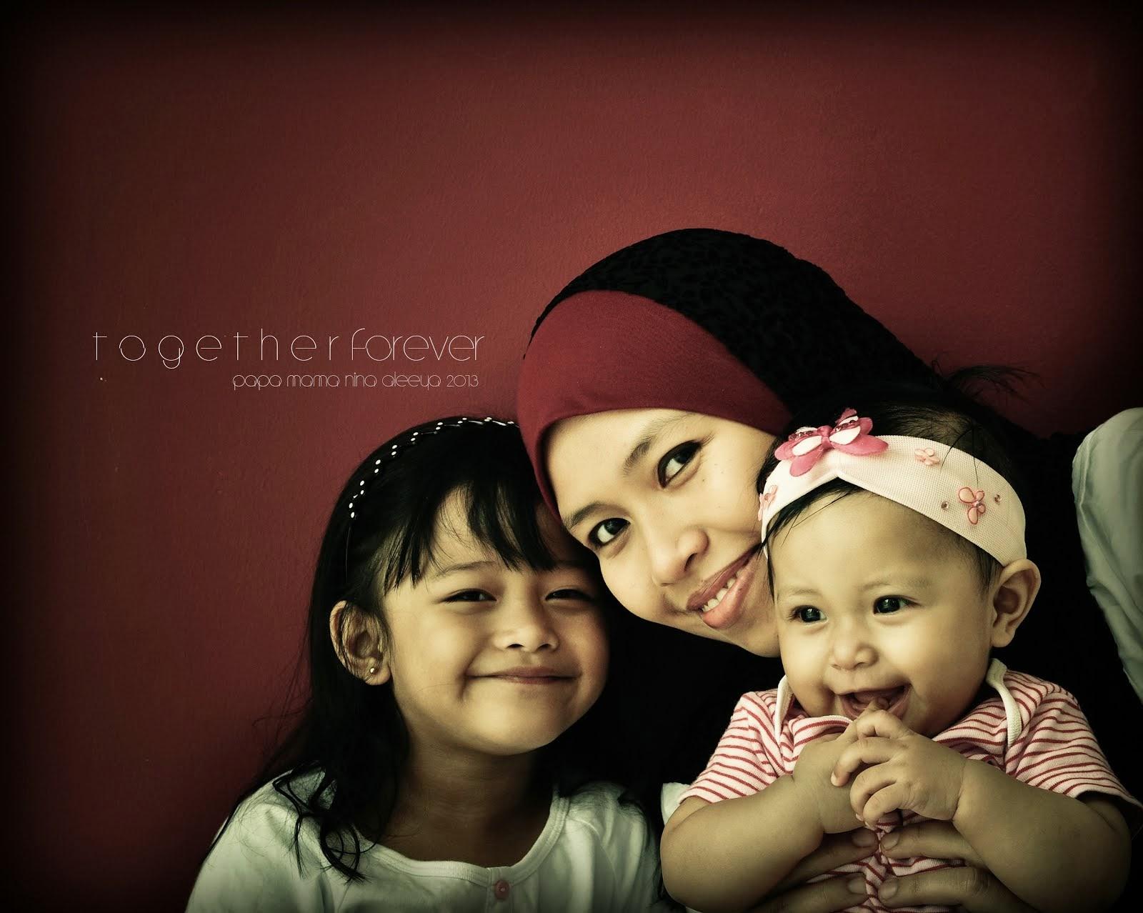 KAKAK ♥ MAMA ♥ ADEK