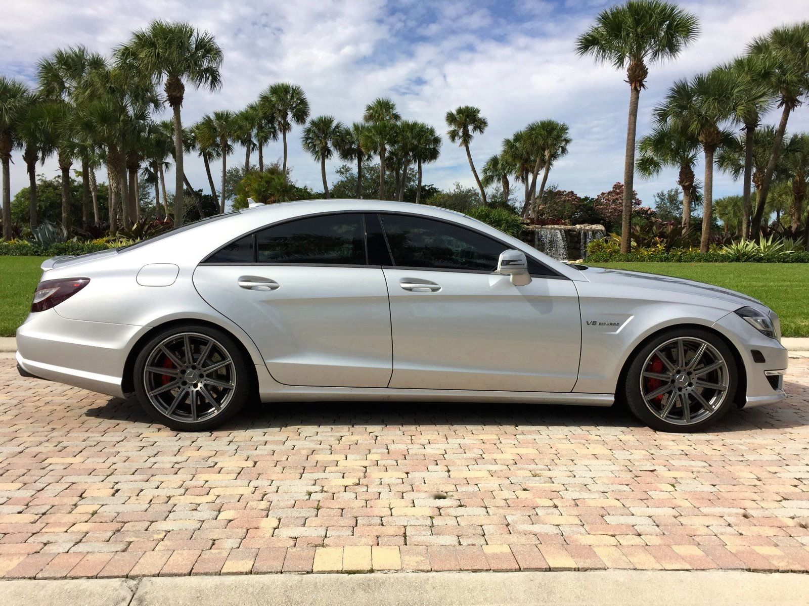 2014 mercedes benz w218 cls 63 s amg benztuning for Cls mercedes benz