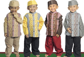 Model Trend Baju Koko Anak Terbaru Edisi Ramadhan