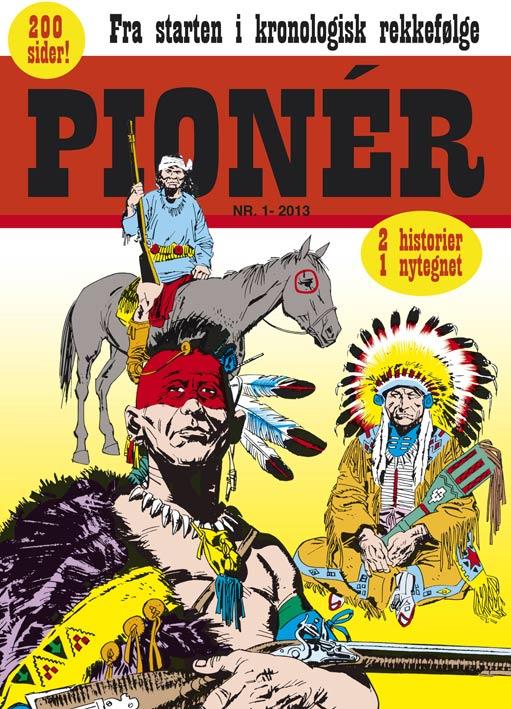 bladblogg.no: Pionér er snart tilbake