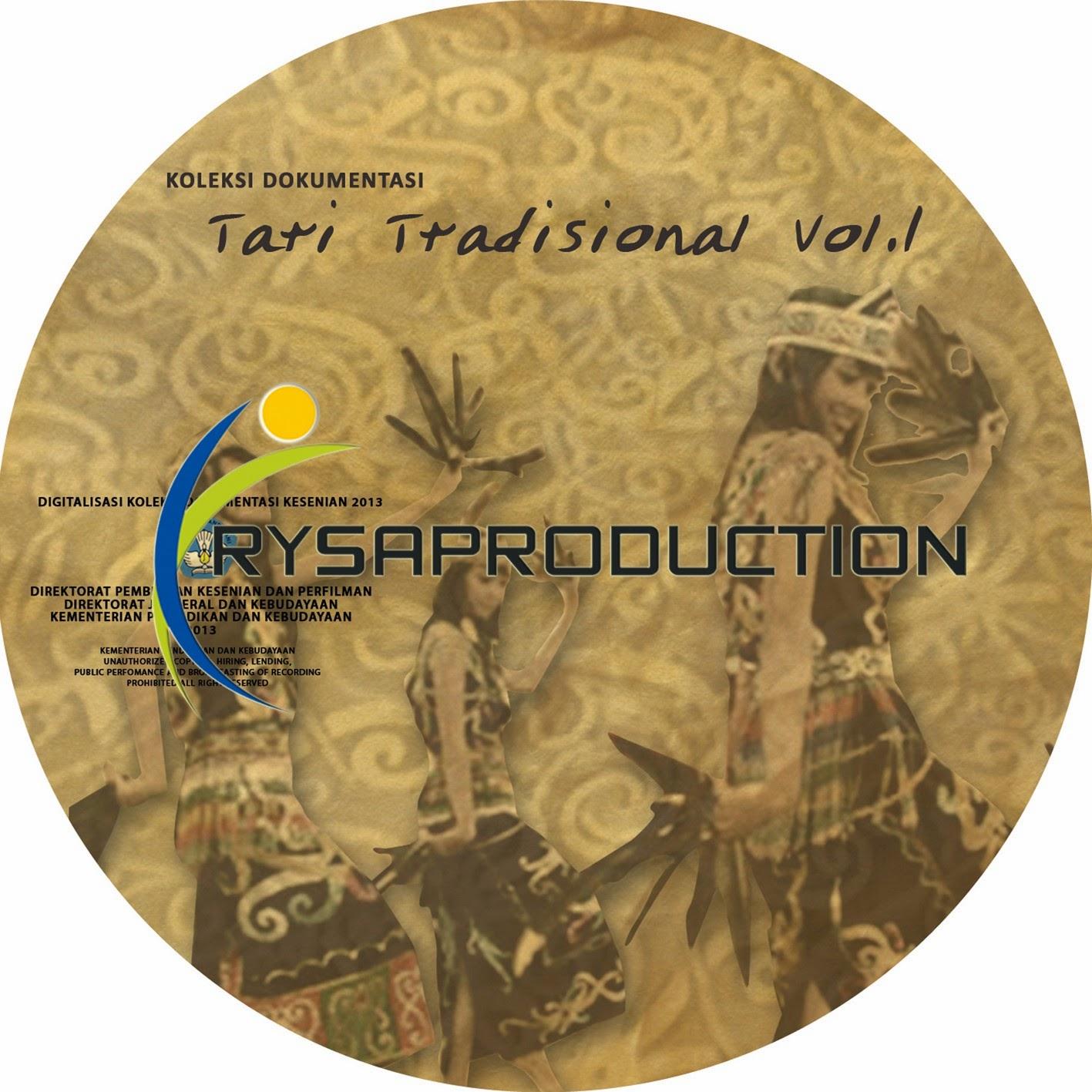Dokumentasi Tari Tradisional