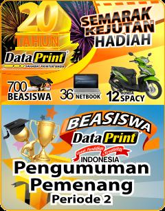 Beasiswa DataPrint 2012
