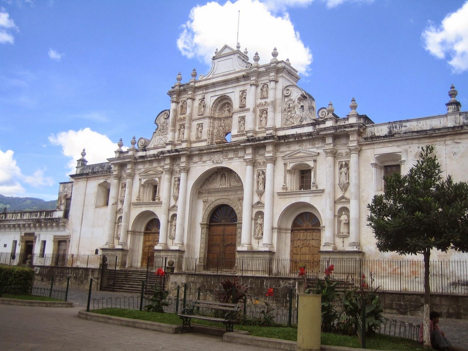 Turismo en Antigua de Guatemala