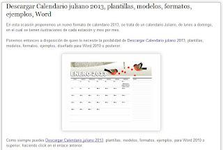 Cómo descargar plantillas, modelos, formatos, ejemplos del blog FreeOnlineGratis.com
