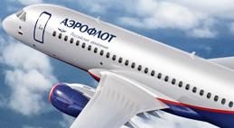 E o avião russo?