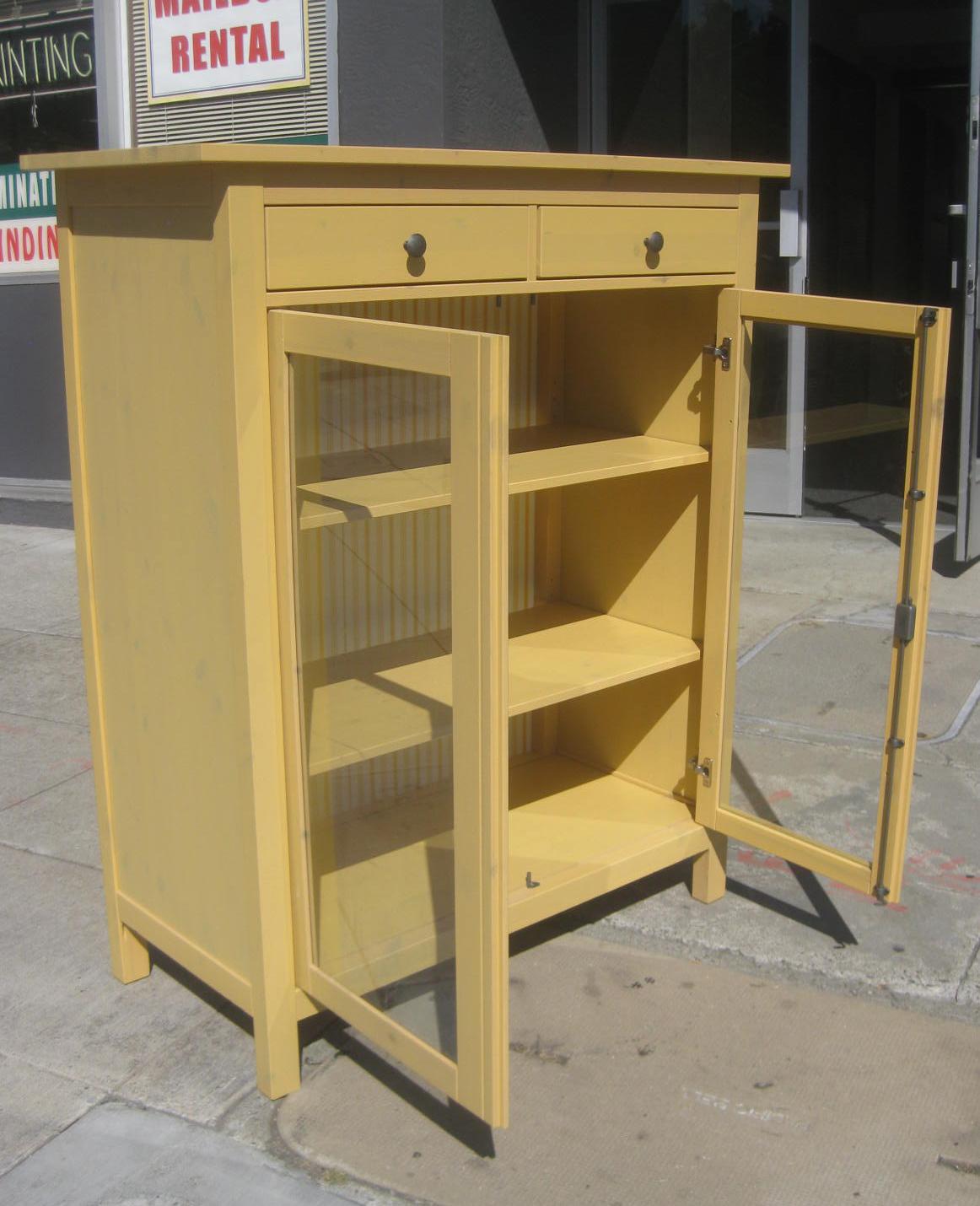 UHURU FURNITURE& COLLECTIBLES SOLD Hemnes Linen Cabinet $2160