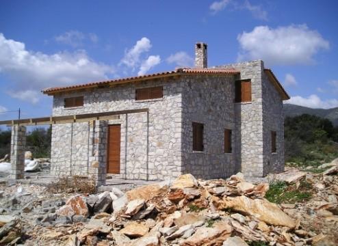 Stone houses 2006 Petalidi