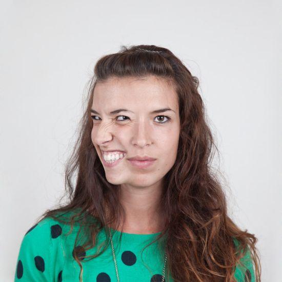 Ulric Collette fotografia surreal photoshop Fachadas - rostos duplicados