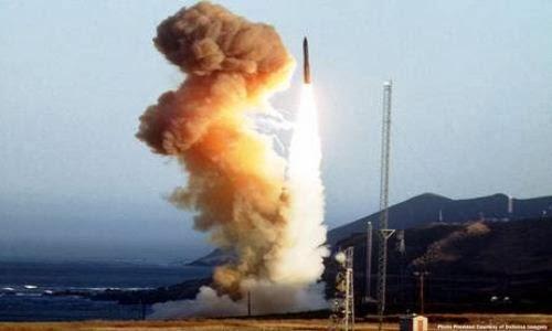 Rudal Minuteman III