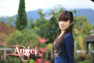 Foto Anggel Cherrybelle Cantik