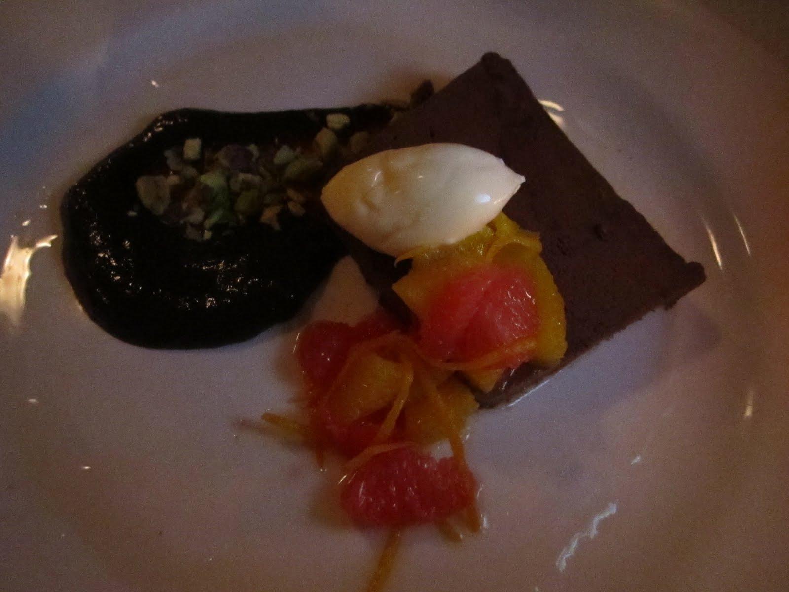 Food is our Religion: Blancmange, Petersham