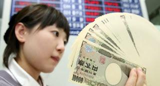 Equivalencia yen con dolares