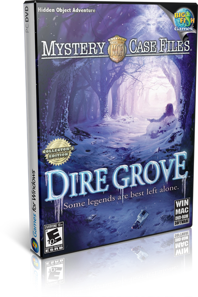 Mystery Case Files: Dire Grove PC Full Español