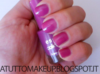"swatch smalto Essence Colour & Go n.20 ""Go wild"""