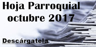 Hoja Parroquial Octubre 2017
