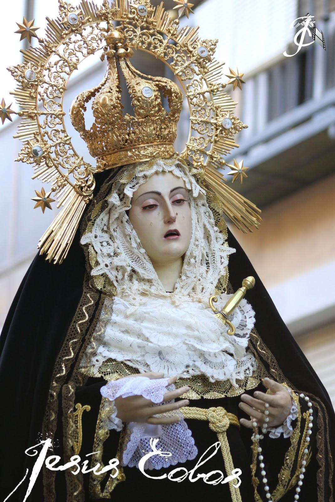 Rosario de la aurora con Nuestra Señora de los Dolores IMG_1043+copia