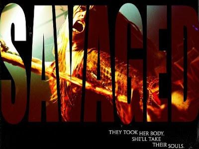 una violenta película de venganza sobrenatural