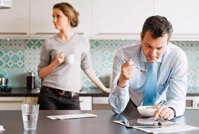 Если муж – трудоголик