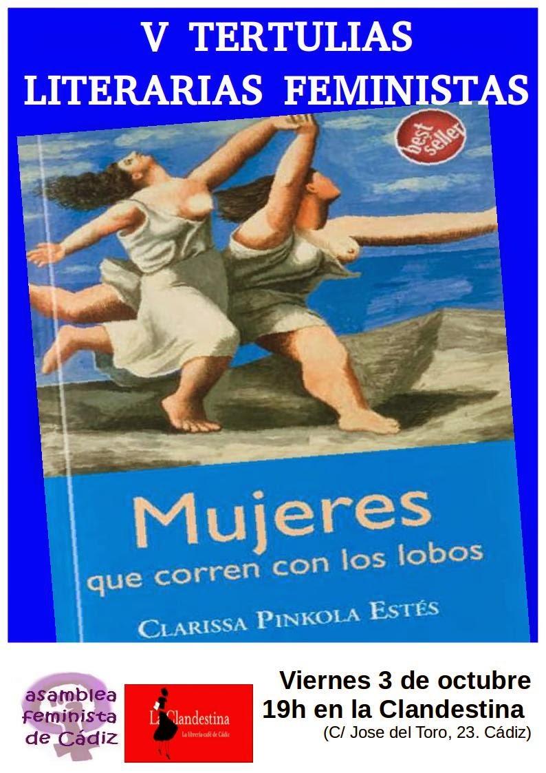 V Tertulias literarias feministas